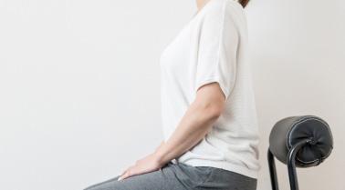 姿勢からくる自室神経症状改善
